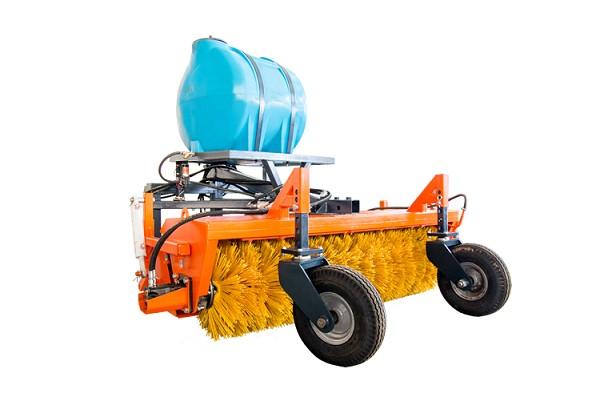 Оборудование щеточное  с гидроприводом (сменное)  УНИВЕРСАЛ