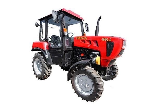 Трактор МТЗ-82: устройство, технические характеристики.